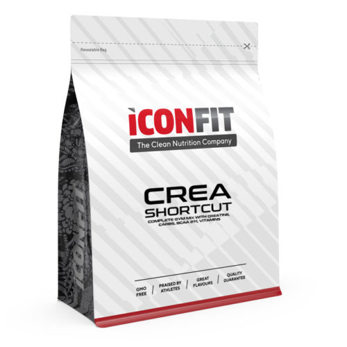 ICONFIT Crea Shortcut Mix with creatine, bcaa, vitamins